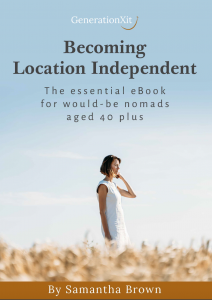 Becoming location independent eBook